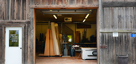 Open House Wood Shop Tours This Sunday Smith Vallee