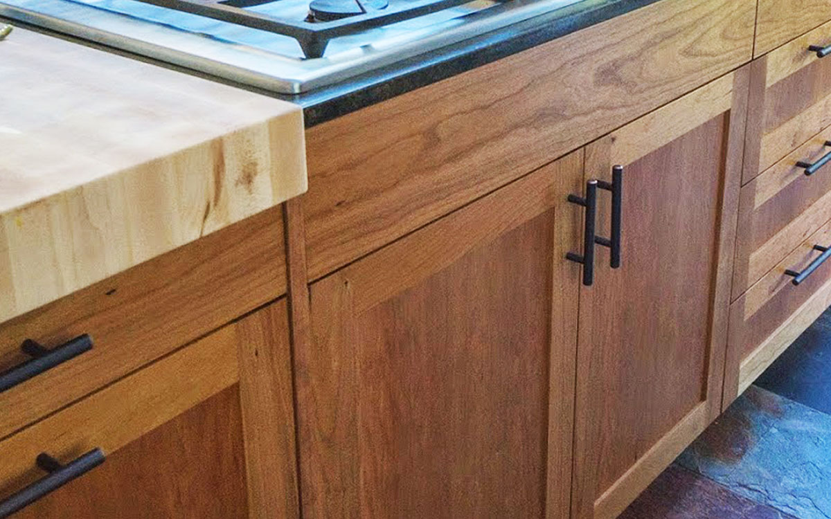 craftsman kitchen cabinets | bellingham kitchen cabinets | classic