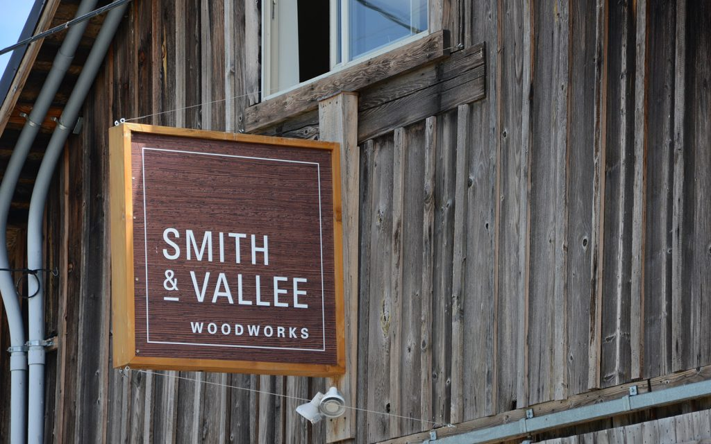 Smith & Vallee Custom Cabinet Makers Edison Washington