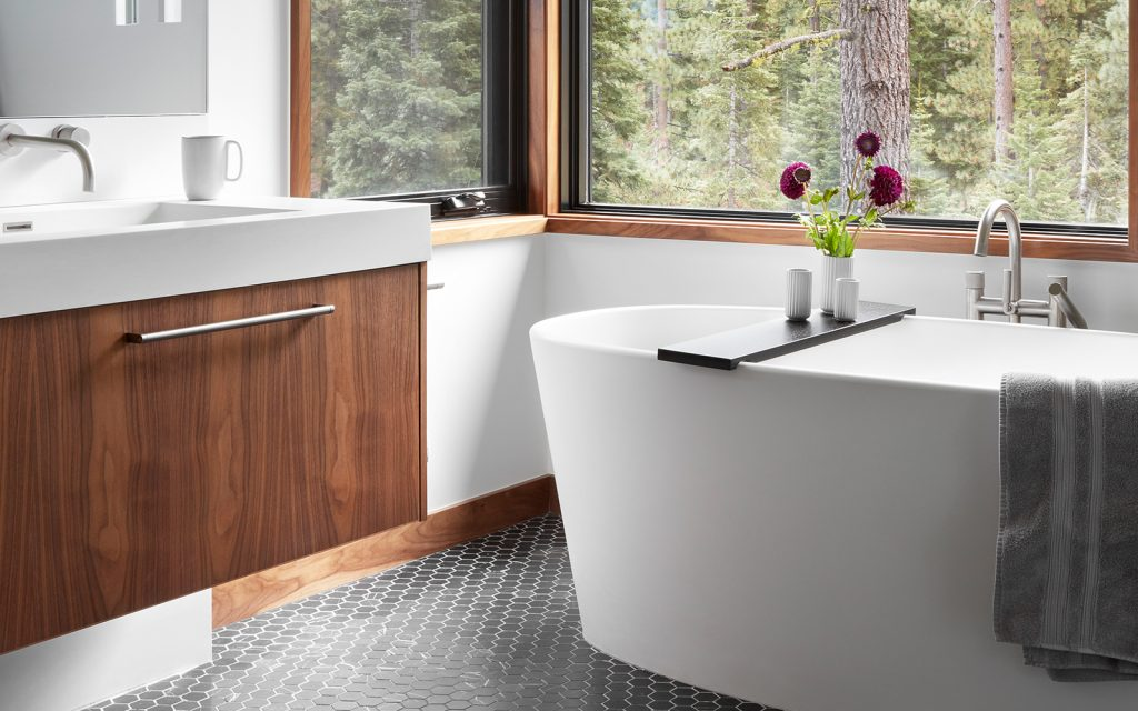 . Modern Bathroom Cabinets in Bellingham and Seattle   Contemporary