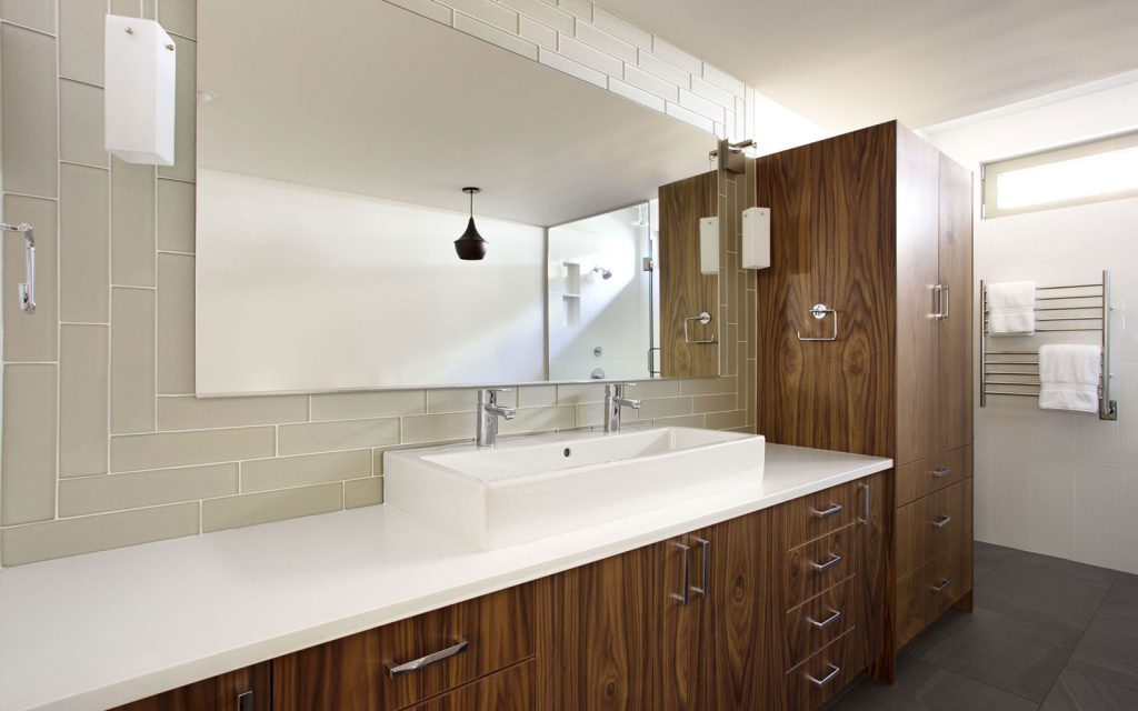 Modern Bathroom Cabinets In Bellingham And Seattle Contemporary
